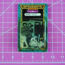 Warhammer 40K Ork Warphead Weirdboy & Minder NIB Metal - Rare OOP - Citadel Orks