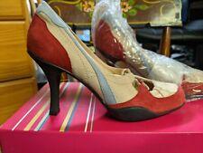 "Bcbgirls vintage heels ""Natty-Su"" Stunning Elegant style. Never Worn"
