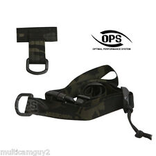OPS/UR-TACTICAL QUICK RELEASABLE PLATE CARRIER WEAPON SLING-CRYE MULTICAM BLACK