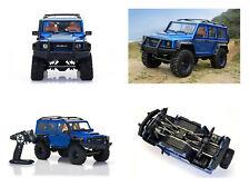 Hobao DC1 Scaler RTR 1 /10 Blu Auto Radiocomandata