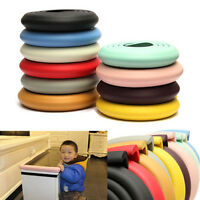 Table Edge Corner Protector Foam Bumper Cushion Strip With Double-sided Adhesive