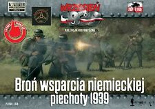 First to Fight 1/72 German infantry Support Weapons (WWII) # 020