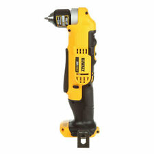 """Dewalt DCD740 3/8"""" 20V MAX Li-Ion Compact Right Angle Drill (Tool Only )"""
