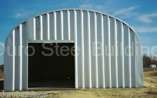 DuroSPAN Steel 32x44x17 Metal DIY Straight Wall Arch Building Kit Factory DiRECT
