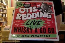 Otis Redding Live at the Whisky a Go Go 2xLP sealed new 180 gm vinyl
