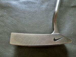 Nike Unitized Retro milled putter. 303 stainless steel.