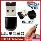 2TB 512GB Mini Flash Drive USB 3.0 Thumb U Disk Memory Stick Pen PC Laptop