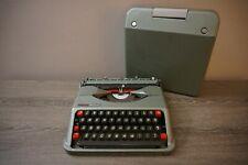 The 1959 Empire Aristocrat Ultraportable Typewriter