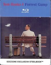 Forrest Gump Limited Exclusive Edition SteelBook (Region Free Italy Import)