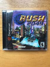 San Francisco Rush 2049 (Sega Dreamcast, 2000)
