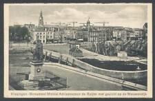 640067) AK Niederlande Vlissingen Monument Michiel Adriaanszoon de Ruijter 1923