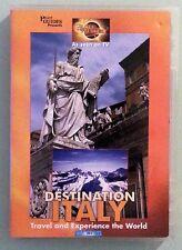 globe trekker  DESTINATION ITALY   DVD