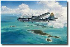 Enduring Eddie by John Young - B-29 Superfortress - Aviation Art Prints
