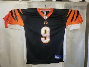 Carson Palmer - Cincinnati Bengals #9 - Reebok Football Jersey XL XXL Size 52