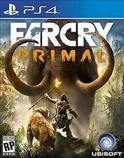 Far Cry Primal (Sony PlayStation 4, PS4) - COMPLETE