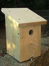 Nagerschutz einzeln, Nistkasten Meisenkobel Star Vogelhaus Bausatz, Reinigungskl