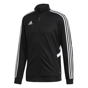 Men's Adidas Black/White AFS Tiro Track Jacket