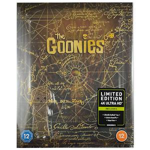 The Goonies 4K Steelbook - Titans of Cult Release