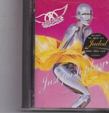 Aerosmith-Just Push Play minidisc Album