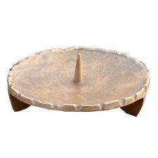 Bronce candelabros estructura 13 cm bronce candlestick