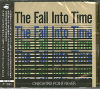 ONEOHTRIX POINT NEVER-THE FALL INTO TIME-JAPAN CD E25