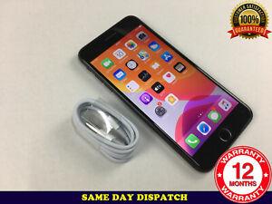 Apple iPhone 7 Plus 128GB A1784 (GSM) (Unlocked) - Black Ref: W246