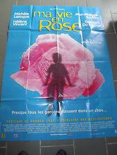 AFFICHE CINEMA - MA VIE EN ROSE- n°1