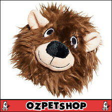 KONG Softies Fuzzy Ball - Cat Toy with Catnip