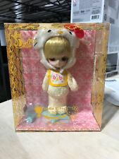 GROOVE HELLO KITTY BABY SANTARIO YELLOW JAPAN IMPORT FIGURE NEW