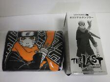 NARUTO THE LAST MOVIE Original tumbler and mini towel set limited anime
