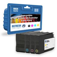 Cartuchos de tinta compatibles para impresora HP sin anuncio de conjunto