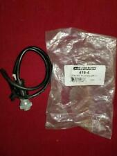 Bernard 419 4 Control Plug Miller Welder Accessory Welding Gun Mig Weld Steel