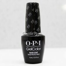 OPI GelColor BASE COAT GC 010 0.5oz 15ml Soak Off UV Gel Nail Polish SHIP IN 24H