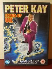 Peter Kay - Stand Up Ukay (DVD, 2007) - J26