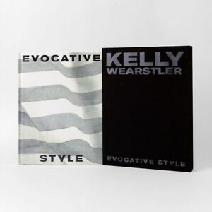 Evocative Style By Kelly Wearstler Signed Copy 192 of 500 Limited Edition