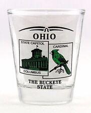Ohio Estado Paisaje verde NUEVO VASO DE CHUPITO shotglass
