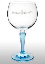 Bombay Sapphire Gin Balloon Glass New
