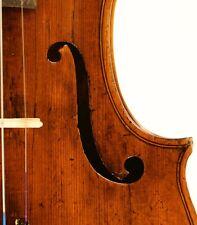 ITALIAN over 250 years old 4/4 violin violon C.Bergonzi 1741 full size ヴァイオリン