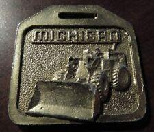 Vintage Michigan Westbrook & Bangor, ME Concord, NH Watch Fob - Maine
