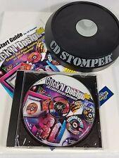 CD STOMPER Glossy CD/DVD Label Kit Software + APPLICATOR + 100 Labels FULL KIT