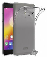 Housse etui coque gel fine pour Lenovo P2 + verre trempe - TRANSPARENT TPU
