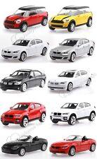 Rastar 1:43 Scale BMW Series Mini/M5/X6/750/Z4  Die-cast Cars Diecast Model Toys