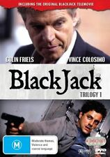 BlackJack - Trilogy 01 (DVD, 2008, 4-Disc Set) Region 4