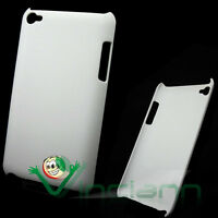 Custodia hard back cover rigida BIANCA per iPod Touch 4 4g
