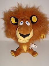 PELUCHE DOUDOU PLUSH MADAGASCAR LE LION ALEX (23x20cm)
