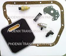 A518 46RE 47RE 48RE Transmission Solenoid Set Sensor Spring Filter 2000 up
