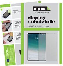 3x Apple iPad Pro 12.9 Zoll (2020) Schutzfolie matt Displayschutzfolie Folie