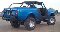 """1971-1980 Scout II Family Style Roll Cage Kit   2""""x1/8"""" Hot Rolled Electric Weld"""