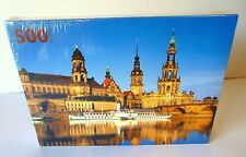 500 Piece Jigsaw Puzzle European City Unopened Box Brand New