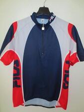 Maillot cycliste FILA maglia ciclismo cycling jersey 5 XL